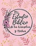 Mi Estudio BIblico de los Evangelios y Hechos: Estudio Biblico Personal   249 paginas
