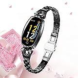 WWAIHY Smartwatch Ftiness Mujer,Reloj Inteligente pulsometro de...