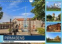 Pirmasens (Wandkalender 2022 DIN A4 quer): Rundgang durch Pirmasens (Monatskalender, 14 Seiten )