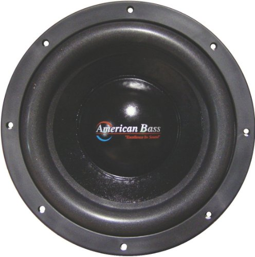 New American Bass Xr12D4 2400 Watt 12 Inch Dual 4 Ohm Subwoofer Car Audio 12 Sub