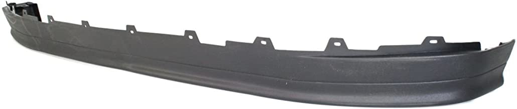 Diften 199-A0348-X01 - New Air Dam Deflector Valance Front Primered F150 Truck F250 F350 FO1095154