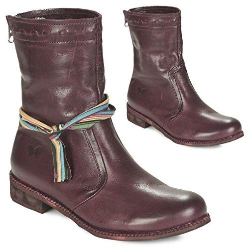Felmini Bertha Stiefelletten/Boots Damen Bordeaux - 36 - Boots Shoes