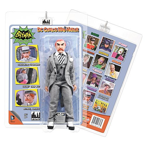 Batman Classic TV Series 8 Inch Action Figures Series 3: Mad Hatter