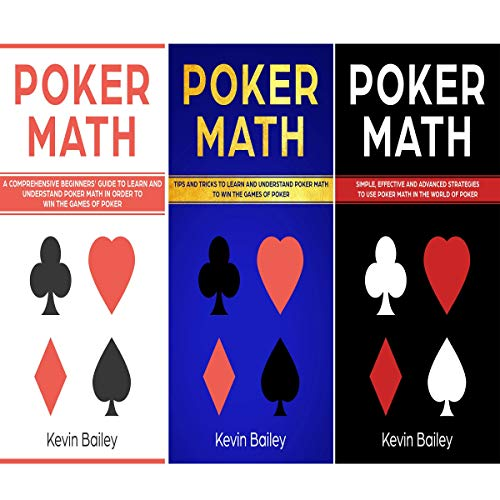 Poker Math: 3 Books in 1 Titelbild