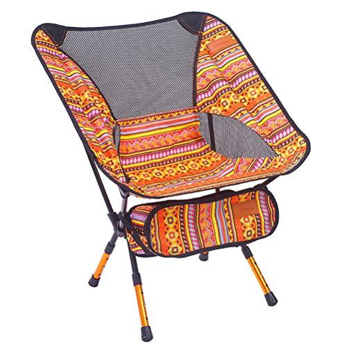Silla plegable portátil de la silla de pesca de la silla que...
