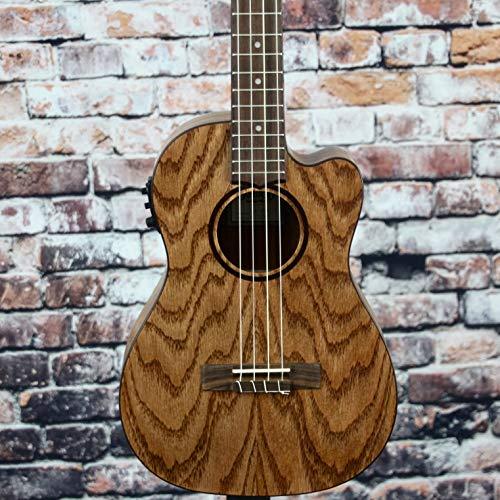 Lanikai OA-CEB Oak Baritone Acoustic-Electric Ukulele
