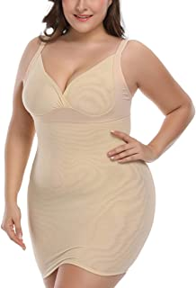 plus size slips shapewear