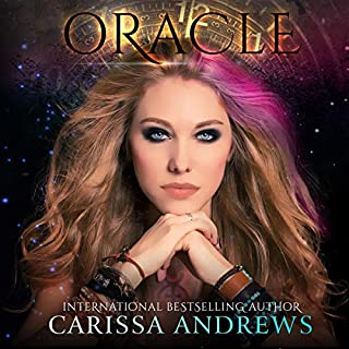 Oracle: A Diana Hawthorne Psychic Mystery audiobook cover art