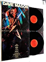 Dave Mason Certified Live - Columbia Records1976 - Used Vinyl Double Record Album - 1976 Pressing - Live In Concert - Feelin' Alright - Only You Know And I Know - Look At You Look At Me