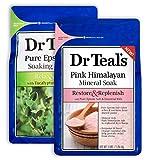 Best Epsom Salts - Dr Teal's Epsom Salt Bath Combo Pack Review