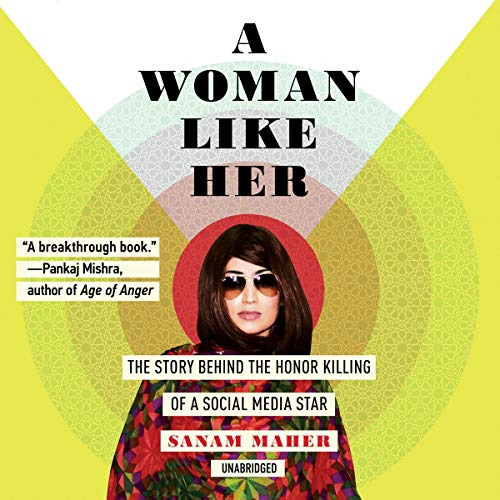 A Woman Like Her audiobook cover art