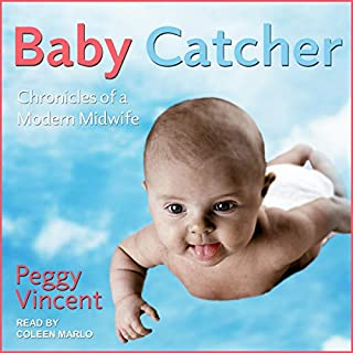 Baby Catcher audiobook cover art
