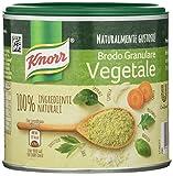 Knorr - Granular vegetal 100% ingredientes naturales, 135 gramos, 6 paquetes