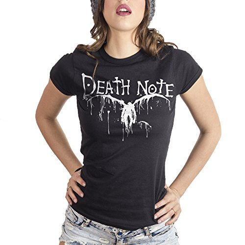 MUSH Eighteen Clothing T-Shirt M Donna Death Note Cartoon by