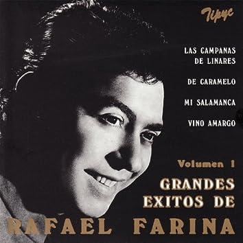 Grandes Exitos de Rafael Farina, Vol. 1