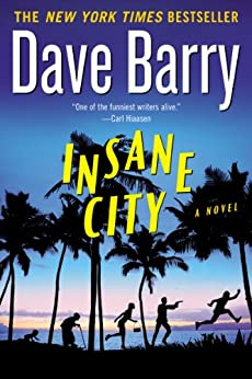 Insane City by [Dave Barry]