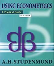 Best using econometrics a practical guide 5th edition Reviews