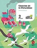 Ciencias de la naturaleza. 2 Primaria. Mas Savia. Castilla la Mancha