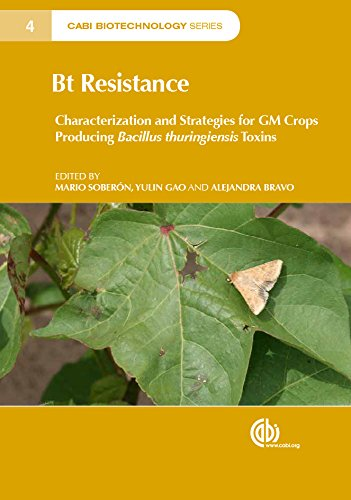 BT Resistance: Characterization and Strategies for GM Crops Expressing Bacillus Thuringiensis Toxins (Cabi Biotechnology, Band 4)