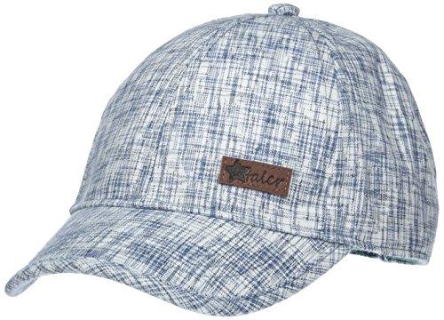 Sterntaler Baseball-Cap für Jungen mit Größenregulierung, Alter: ab 7 Jahre, Größe: 57, Jeansblau