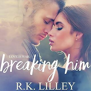 Breaking Him audiobook cover art
