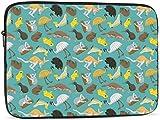 Australia Wild Animals Funda para portátil compatible con 10-17 pulgadas Fashion Computer Bag Laptop Case-Australian Animals , 15inch