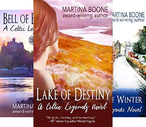 Celtic Legends Collection (4 Book Series)