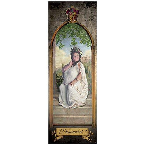 """ABYstyle - Harry Potter, Poster per Porta con Il Personaggio """"Signora grassa"""" (53 x 158)"""