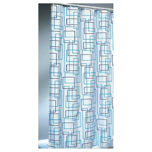 Textil Duschvorhang - Modell: Teorema - 180cm x 200 cm