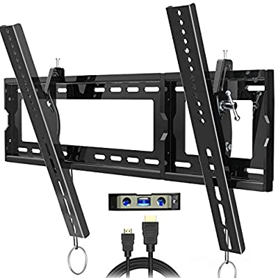 JUSTSTONE Tilting TV Wall Mount Bracket for Most 32-80 Inch...