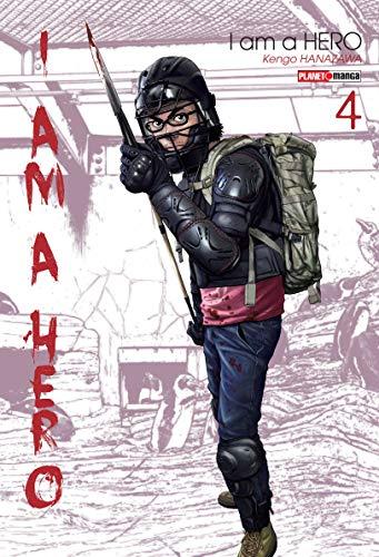 I Am a Hero - Volume 4