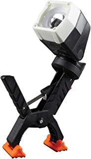 Work Light, LED Clamp Light Rotates 360°, Pivots 90°, Dust & Water Resistant Klein Tools 56029