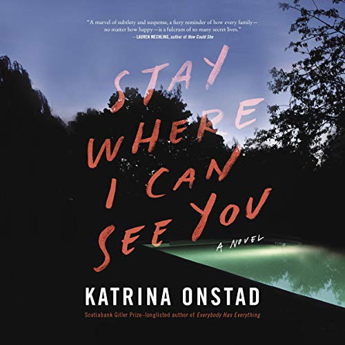 Stay Where I Can See You Audiobook By Katrina Onstad cover art