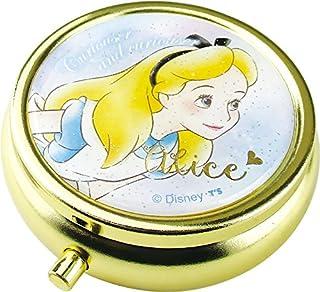 ティーズファクトリー Disney アリス ミニ小物ケース ミラー、仕切り付き  ディズニー 不思議の国のアリス DN-5522314 AC 073337