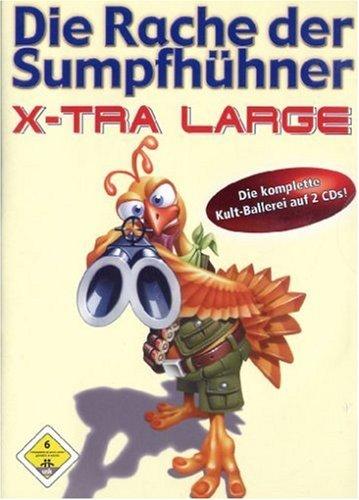 Die Rache der Sumpfhühner Xtra Large