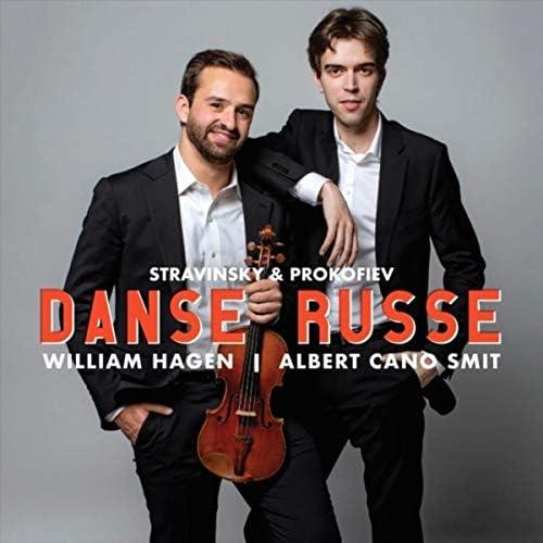 William Hagen & Albert Cano Smit