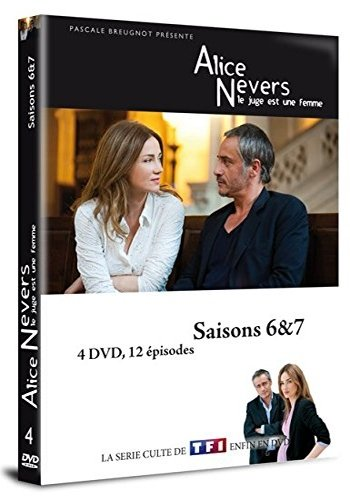 Alice Nevers : le juge est une femme - Saisons 6 & 7 [Francia] [DVD]