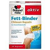 Doppelherz Fett-Binder mit Chitosan – Zur Gewichtskontrolle – 1 x
