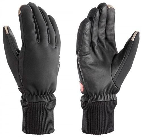 LEKI Hiker Pro MF WS Touch Noir Noir 10.5