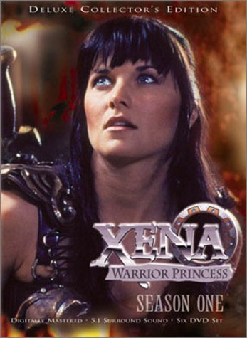 Xena: Warrior Princess: Season 1 (Deluxe Collector's Edition) -  DVD, Bruce Seth Green, Lucy Lawless