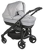 CAM Il mondo del bambino 845025, Sistema modulare Combi Family Romantic, 812/Melange grigio - 10200 g