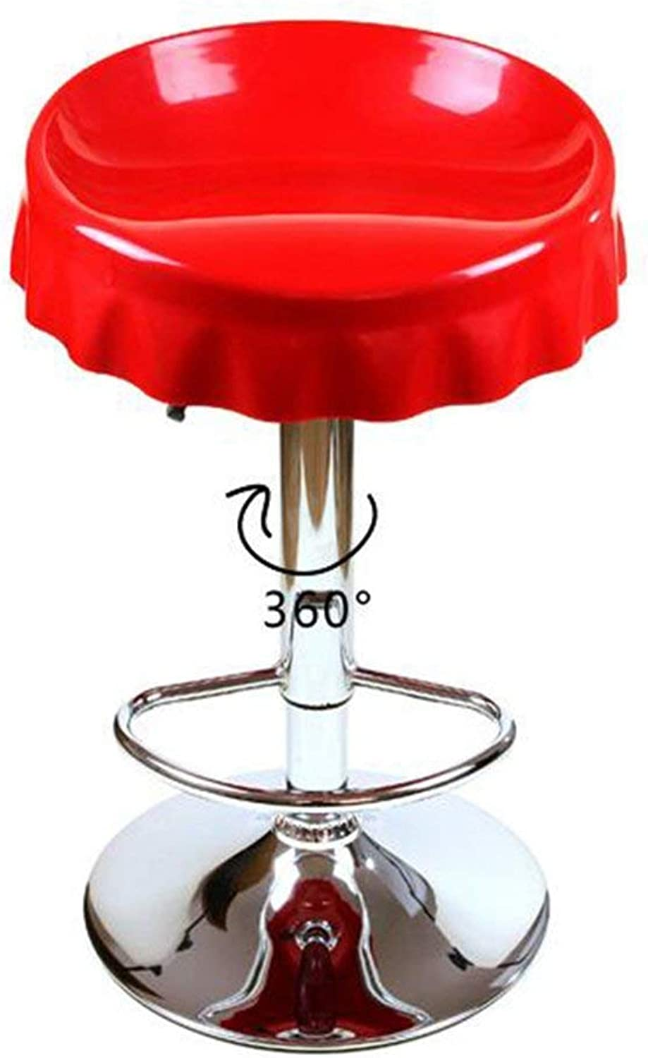 QTQZ Brisk- Simple and Stylish Chair Lift Chair European High Stool Barstool for Home Bars Sofa Stool (color Optional) (color  3)