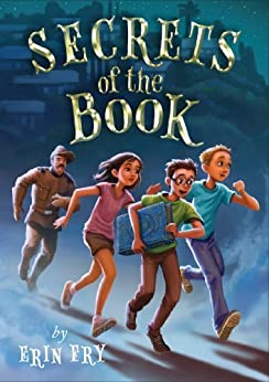 Secrets of the Book by [Erin Fry]