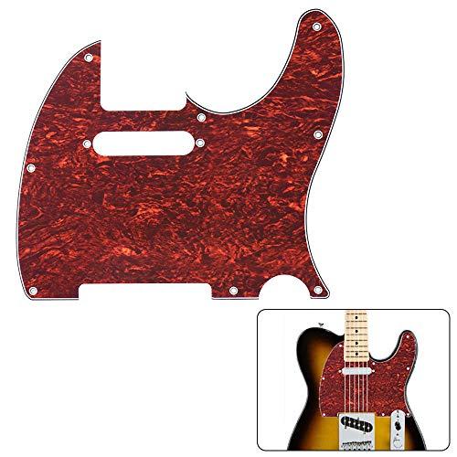 Pickguard Pick Guard 4 capas para Fender Telecaster guitarra eléctrica de estilo...