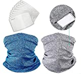 Best Cooling Scarves - Cooling Neck Gaiter Bandanas Scarf Balaclavas with Carbon Review