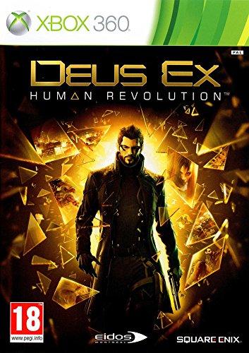 Square Enix Deus Ex: Human Revolution vídeo - Juego (Xbox 360, Acción / Aventura, M (Maduro))