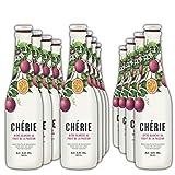 Chérie - Cerveza de Trigo con Sabor Fruta de la Pasión - Pack 12 Unidades 33