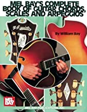 Complete Book of Guitar Chords, Scales and Arpeggios