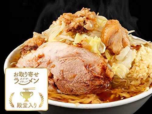 俺の生きる道 白山店(旧夢を語れ東京) 夢のラーメン(味付脂付き)(冷凍ラーメン)