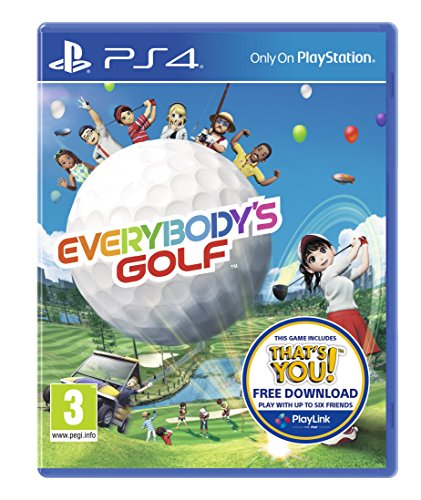 Sony Everybody's Golf (Sony PS4)